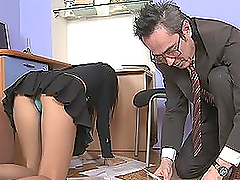 Hot Assistant Penally Punished For..