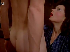 Sensual Movie Star Isabella Rossellini..