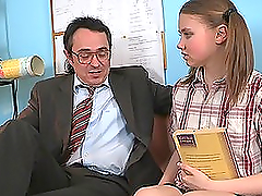 Cute Teen Babe Fucking Her Teacher So..
