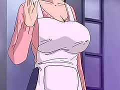 Wet Hentai Housewife Sucks And Fucks..