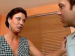 Sexy Mature Vanessa Videl Gets Fucked..