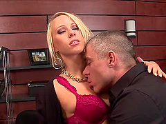 Banging the Hot Blonde Carla Cox's..