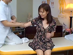 Fingering and Fucking an Asian MILF..
