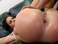 Boom Goes Chanel Preston's Bum in Anal..