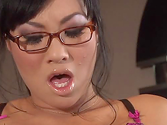 Hottest Threesome With Asian and..