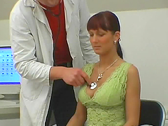 European Redhead Gets Fucked and..