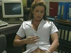 Horny Nurse Shanna McCullough..