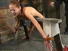 Hardcore Slave Roleplay With a Sexy Teen