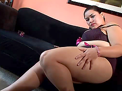 Tyung Lee the fat Asian chick sucks a..