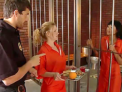 Exotic Inmate Evanni Solei Gets an..