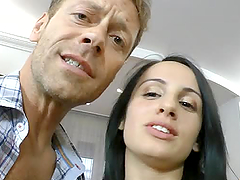 Tireless Rocco Siffredi fucks Kerry's..