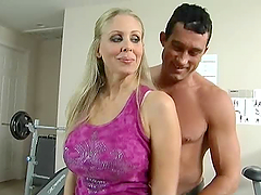 Julia Ann is a Cougar on the Hunt