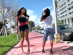 Sexy Bubble Butt Latinas Hardcore..