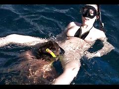 Incredible Underwater Sex