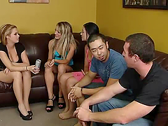 Tenant Rules Hot Hardcore Sex With Amy..
