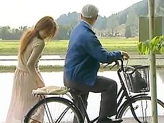 Horny Asian Couple Recreate a Vintage..