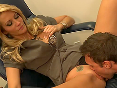 Crazy Office Sex With The Gorgeous..