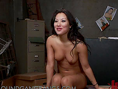 Asa Akira Gets Double Penetrated and..