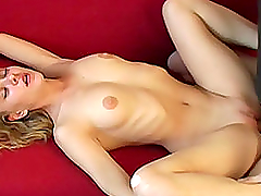Sexy Blonde Slut Drunk and Nailed Hard..